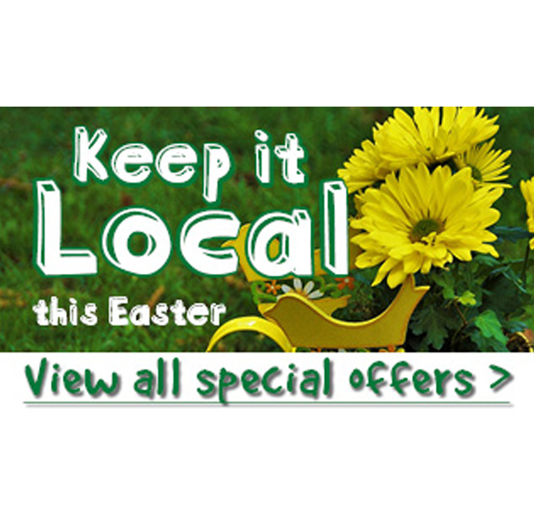 Keep it Local this Easter