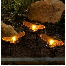 Bee Stake Light Pack of 3