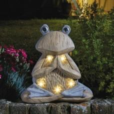 Woodstone In-Lit Frog