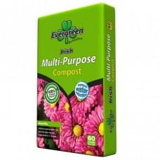 Evergreen Multi-Purpose Compost60Ltr