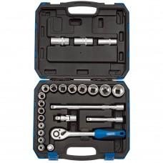 24 Piece Socket Set