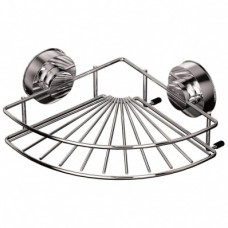 Gecko Corner Rack Stainless Suction