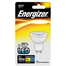 LED GU10 345Lumen 4.2W 6500K Daylight Bulb