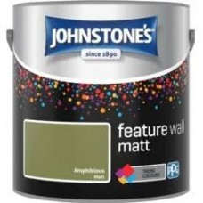 Johnstone's Amphibious Feature Wall Matt 2.5L