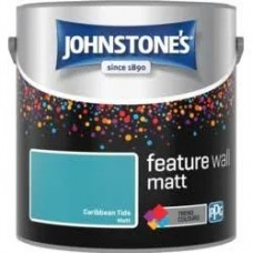 Johnstone's Caribbean Tide Feature Wall Matt 2.5L