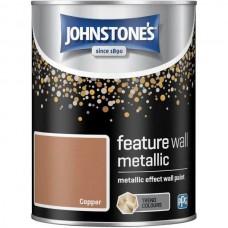 Johnstone's Copper Metallic 1.25L