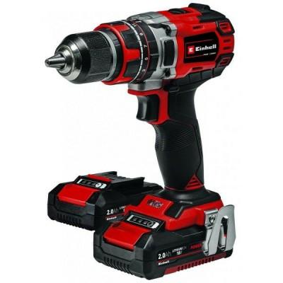 Power X-Change 18V Cordless Brushless Combi Drill Kit