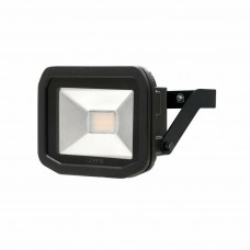 Luceco LED Slim Floodlight 1200lm 15W 5000K Black IP65