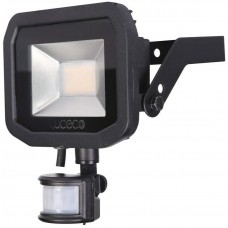 Luceco 15w LED Floodlight with PIR