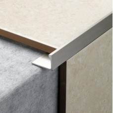 PVC Tile Trim 9mm White