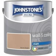 Johnstone's Burnt Sugar Matt 2.5L