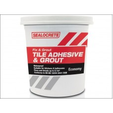 Sealocrete Tile Adhesive & Grout Large