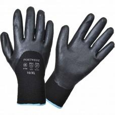 Arctic Winter Gloves - Black