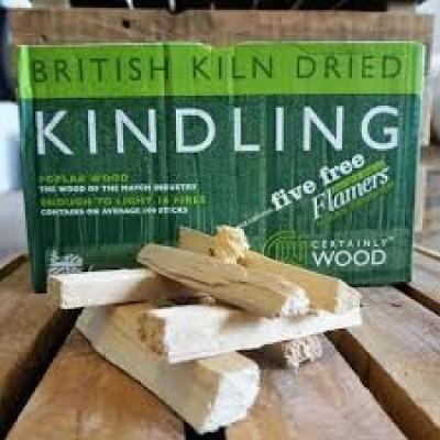 Kindling 3kg Bag