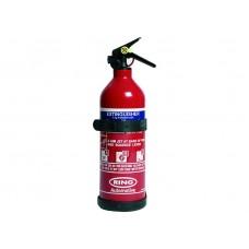 1kg Dry Powdered Fire Extinguisher