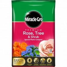 M-Gro Rose Tree & Shrub Compost 40Ltr