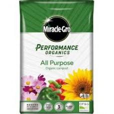 M-Gro Organic All Purpose Compost 40Ltr