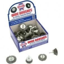 Wire Brush Assortment