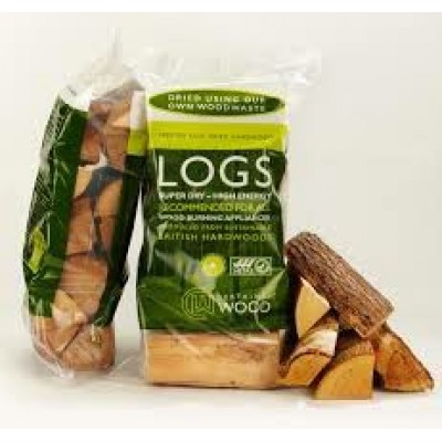 Hardwood Logs Kiln Dried