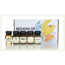 DBTD Regions of Scotland Whisky Tasting Set 15cl