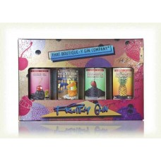 Boutique-y Gin Company Fruit-y Gin Gift Set 20cl