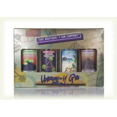 Boutique-y Gin Company Unique-y Gin Gift Set 20cl