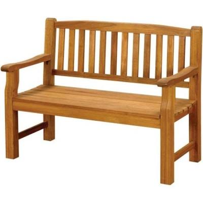 Tarnbury 2 Seater Bench in Acacia Wood