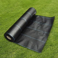 1m x 10m H/Duty Weed Control Membrane