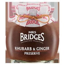 Rhubarb & Ginger Preserve 340g