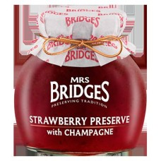 Strawberry Preserve with Champagne 340g