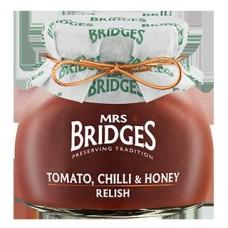 Tomato, Chilli & Honey Relish 205g