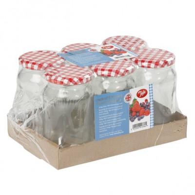 1lb Jars - Pack of 6