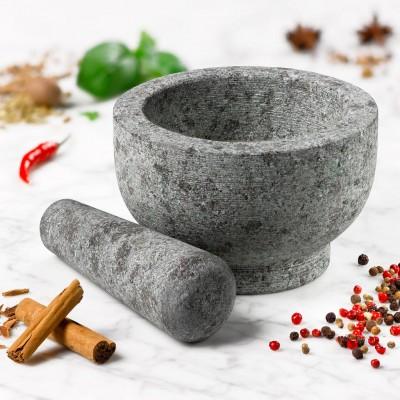 Granite Pestle & Mortar
