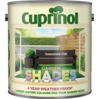 Garden Shades Seasoned Oak 2.5Ltr