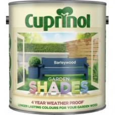 Garden Shades Barleywood 2.5Ltr