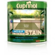 Decking Stain Golden Maple 2.5Ltr