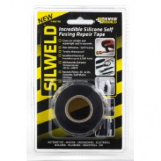 3mtr Silweld Silicone Repair Tape Black