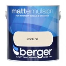 Berger Emulsion Matt Chalk Hill 2.5Ltr