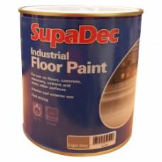 Supadec Light Grey Floor Paint 1L