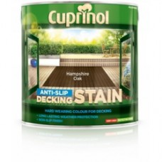 Decking Stain Hampshire Oak 2.5Ltr
