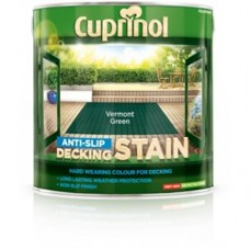 Decking Stain Vermont Green 2.5Ltr