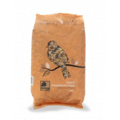 Insect Mealworm Mix 1.6kg