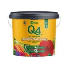 Vitax Q4 Premium Plant Food 4.5kg