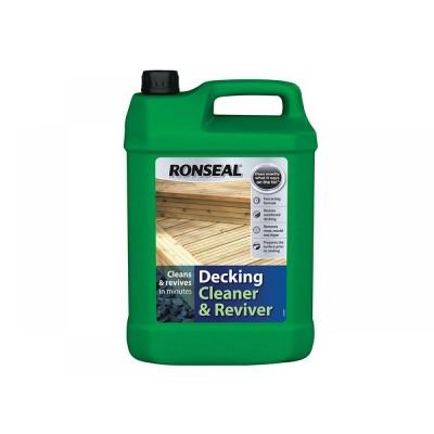 Decking Cleaner & Reviver  5L