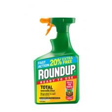 Roundup Total RTU 1L Plus 20% foc
