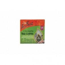 CITRONELLA TEA LIGHTS 18