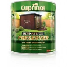 Cuprinol Ultimate Wood Preserver Country Oak 4L
