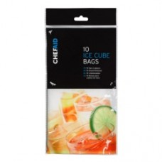 ICE CUBE BAGS  (10 X 24 PACK)