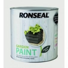 Garden Paint Charcoal Grey 2.5L