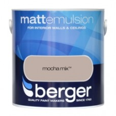 Berger Emulsion Matt Mocha Mix 2.5Ltr